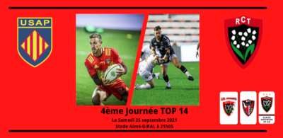 You are currently viewing Déplacement USAP vs RCT